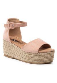 Różowe sandały Xti