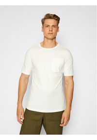 Imperial T-Shirt TG43BCKTD Beżowy Regular Fit. Kolor: beżowy