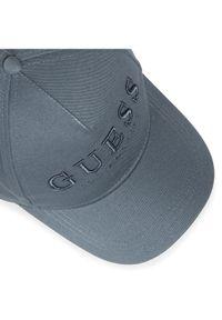 Guess Czapka z daszkiem Not Coordina Ted Hats AM8612 COT01 Niebieski. Kolor: niebieski