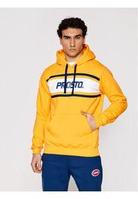 Żółta bluza Prosto.