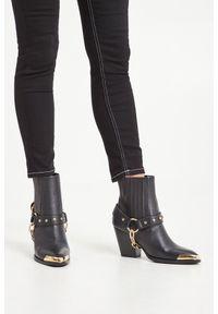 Botki Versace Jeans Couture klasyczne