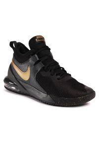 Czarne buty do koszykówki Nike Nike Air Max