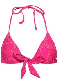 Różowe góra bikini Guess