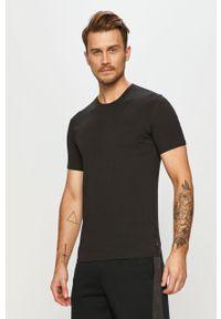 Czarny t-shirt Calvin Klein Underwear casualowy, na co dzień #4