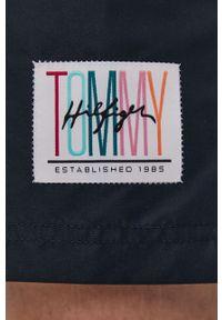 TOMMY HILFIGER - Tommy Hilfiger - Szorty kąpielowe. Kolor: niebieski