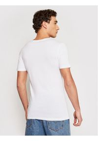 Biały t-shirt Only & Sons