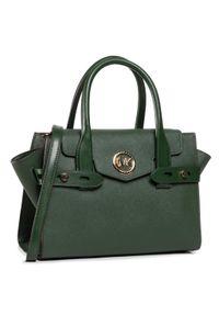 Zielona torebka klasyczna Michael Kors