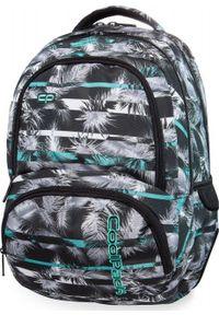 Patio Plecak szkolny Coolpack Cp Palmy szary. Kolor: szary