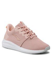 Bagheera - Sneakersy BAGHEERA - Switch 86516-43 C3908 Soft Pink/White. Okazja: na co dzień. Kolor: różowy. Materiał: materiał. Szerokość cholewki: normalna. Sezon: lato. Styl: casual