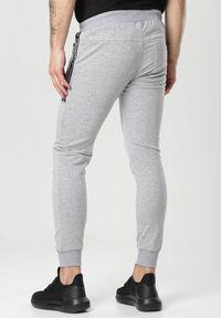 Szare spodnie dresowe Born2be #5