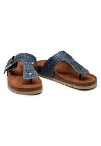Refresh - Japonki REFRESH - 72937 Jeans. Okazja: na spacer. Kolor: niebieski. Materiał: jeans. Sezon: lato #3