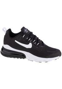 Czarne sneakersy Nike z cholewką