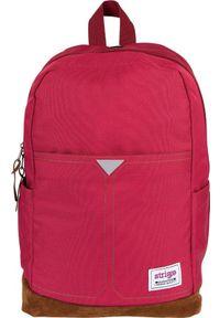 Czerwony plecak Strigo