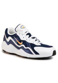 Białe sneakersy Nike z cholewką, Nike Zoom