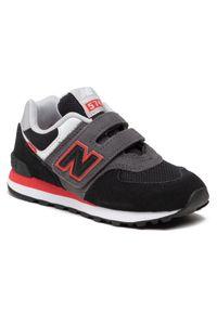 New Balance Sneakersy PV574SM2 Czarny. Kolor: czarny. Model: New Balance 574