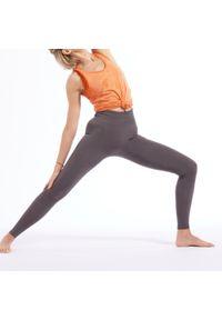 KIMJALY - Legginsy bezszwowe do jogi Kimjaly. Materiał: poliester, poliamid, materiał, elastan. Sport: joga i pilates