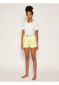 Tommy Hilfiger Szorty piżamowe Woven UW0UW02284 Żółty #5