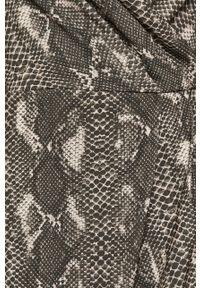 Wielokolorowa sukienka Silvian Heach na co dzień, casualowa, z długim rękawem #5