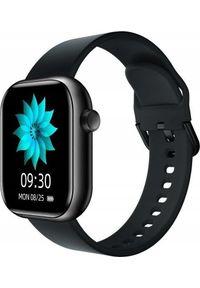 Smartwatch Cubot C5 Czarny. Rodzaj zegarka: smartwatch. Kolor: czarny