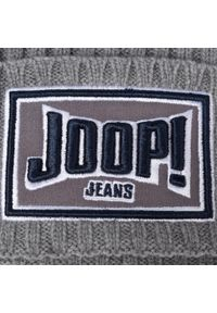 Szara czapka zimowa JOOP! Jeans