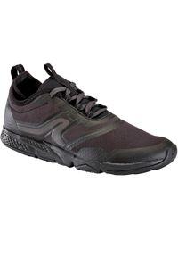 Czarne buty sportowe NEWFEEL trekkingowe