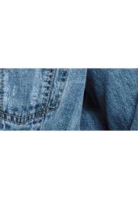Niebieska kurtka TOP SECRET krótka
