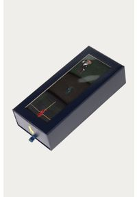 Wielokolorowe skarpetki Polo Ralph Lauren z nadrukiem