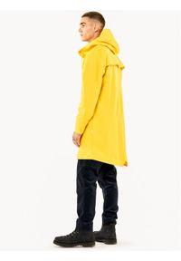 Żółta kurtka przeciwdeszczowa Rains #4