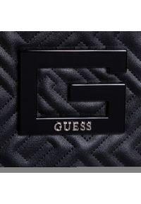 Czarna shopperka Guess klasyczna