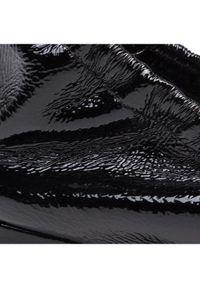 Czarne półbuty Gino Rossi