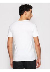 Lacoste Komplet 3 t-shirtów TH3374 Biały Slim Fit. Kolor: biały