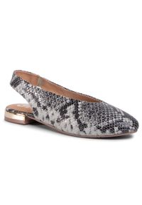 Szare sandały Gioseppo casualowe, na co dzień