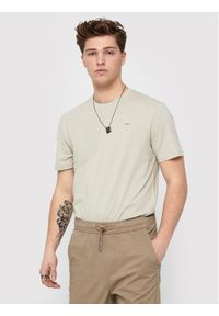Only & Sons - ONLY & SONS T-Shirt Adam 22019288 Szary Regular Fit. Kolor: szary