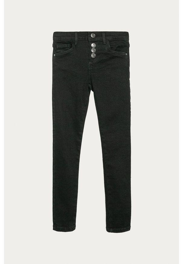 Czarne jeansy Kids Only