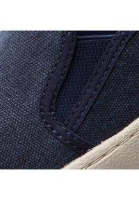 Niebieskie półbuty Tommy Jeans