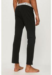 Polo Ralph Lauren - Spodnie piżamowe. Kolor: czarny. Materiał: dzianina