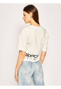 Szary t-shirt New Balance