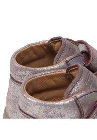 Froddo - Trzewiki FRODDO - G2130239-5 D Pink Shine. Kolor: różowy. Materiał: skóra, zamsz