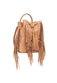 Brązowy plecak DeeZee