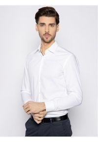Biała koszula biznesowa Hugo