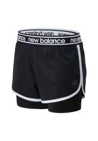 Spodenki sportowe New Balance na fitness i siłownię