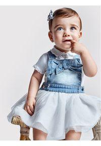Mayoral Sukienka codzienna 1955 Kolorowy Regular Fit. Okazja: na co dzień. Wzór: kolorowy. Typ sukienki: proste. Styl: casual