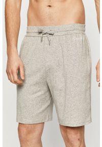 Calvin Klein Underwear - Szorty. Okazja: na co dzień. Kolor: szary. Materiał: dzianina. Wzór: gładki. Styl: casual