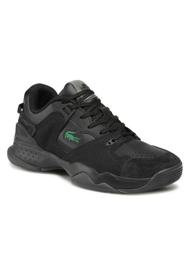 Lacoste Sneakersy T-Point 0721 1 G Sma 7-41SMA010102H Czarny. Kolor: czarny