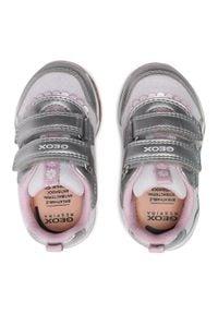 Geox Sneakersy B Todo G. A B1585A 0NF14 C0566 Biały. Kolor: biały #4