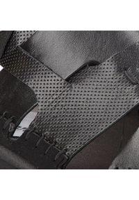 Czarne sandały Nik klasyczne