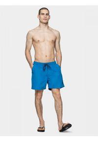 Niebieskie kąpielówki outhorn