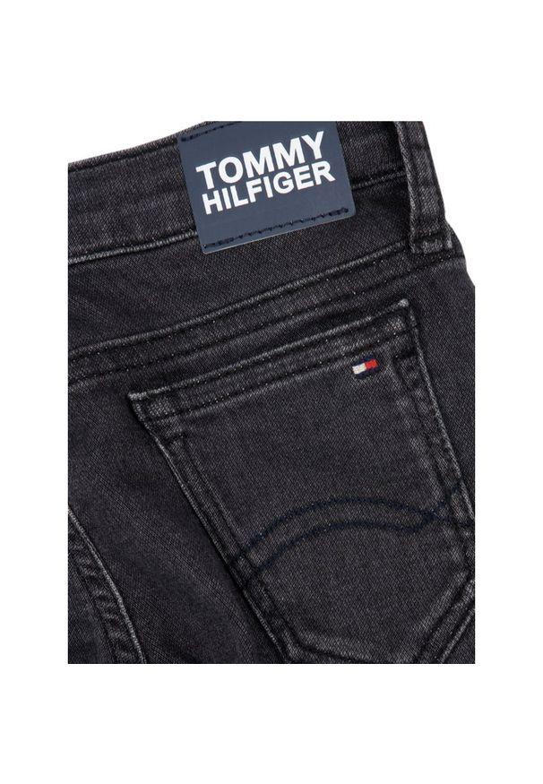 Szare jeansy TOMMY HILFIGER