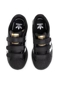 Czarne półbuty Adidas z cholewką, na spacer