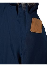 Reima Kurtka zimowa Mutka 511299 Granatowy Regular Fit. Kolor: niebieski. Sezon: zima
